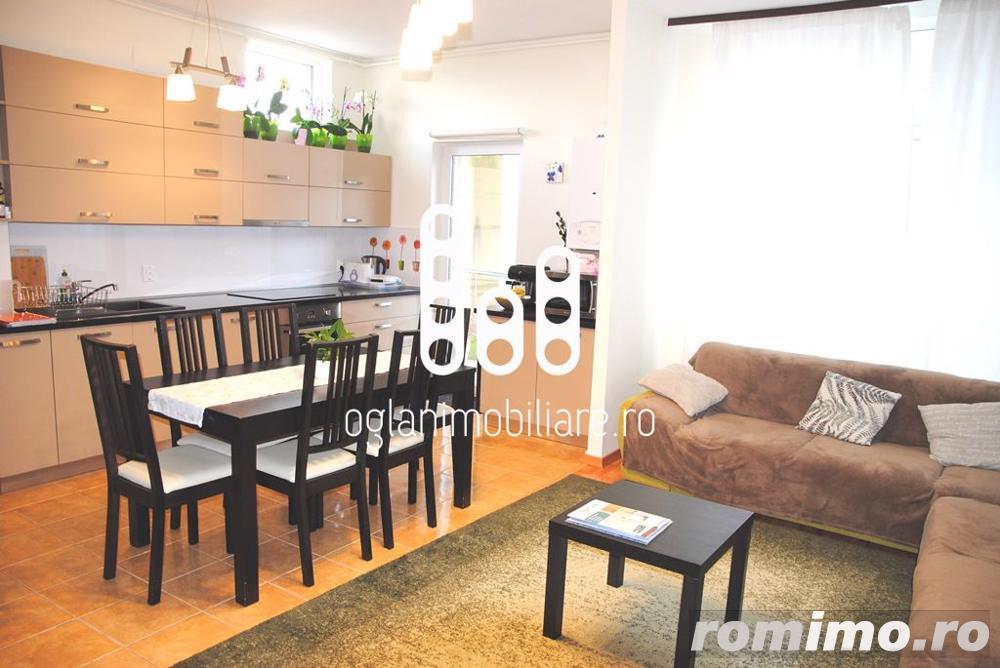 Apartament 4 camere, 98 mp, curte, gradina, Pictor Brana