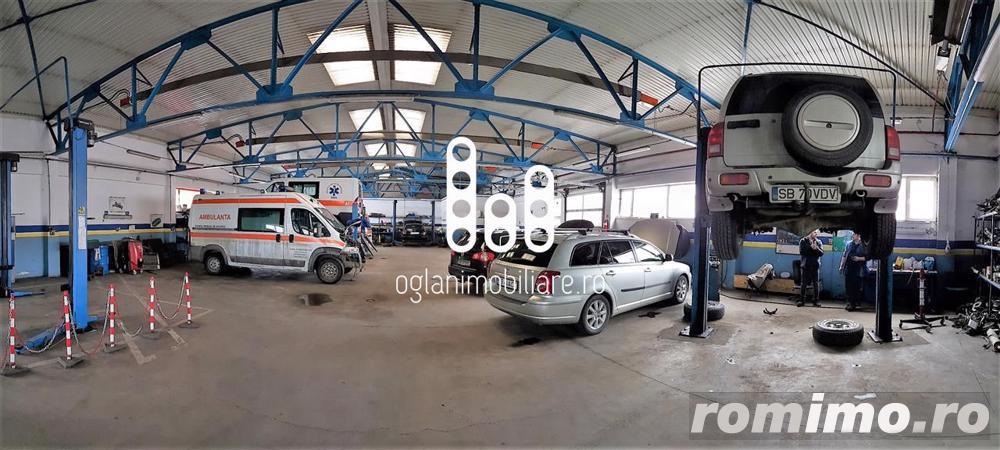 Afacere la cheie Service si Vopsitorie Auto D1 Sibiu