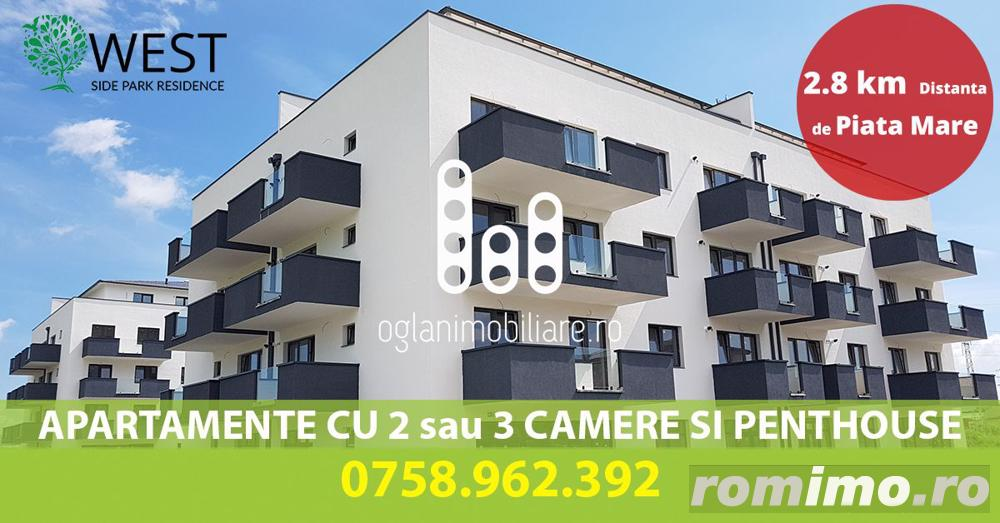 Apartament 2 camere West Side Park Residence II