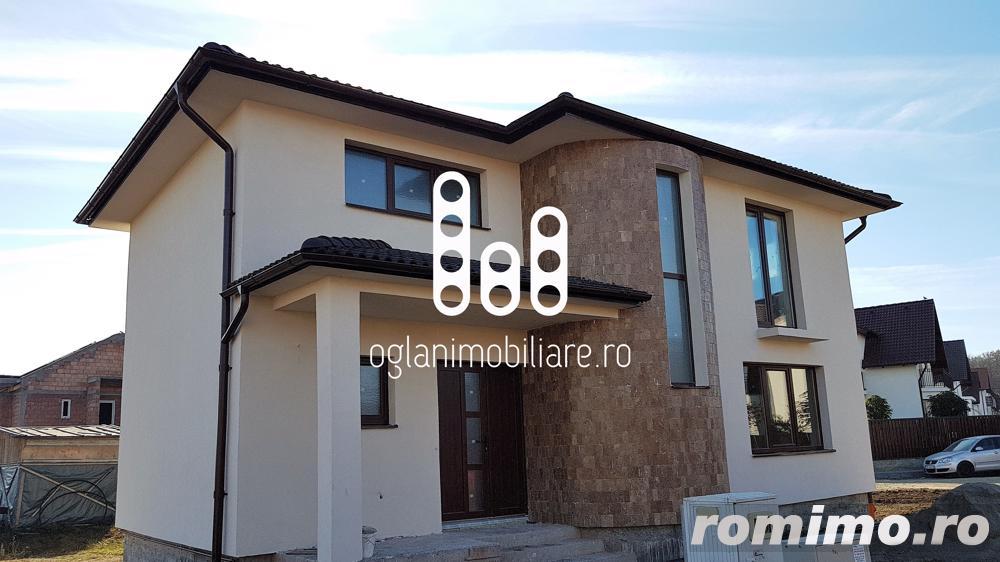 Casa Individuala 350 mp curte Calea Cisnadiei Padurea Dumbrava