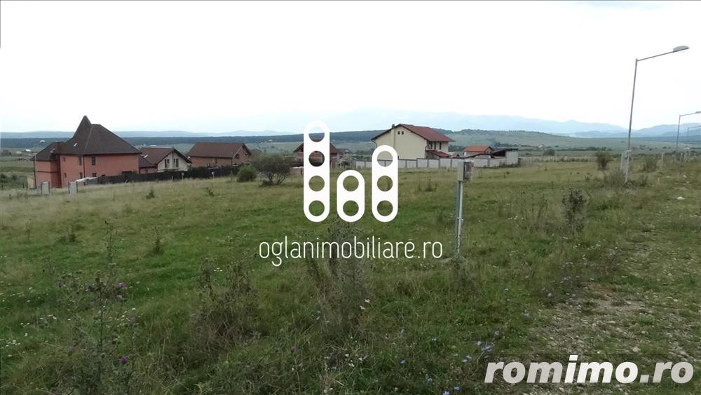 Teren intravilan de vanzare Calea Cisnadiei (2 parcele) Sibiu