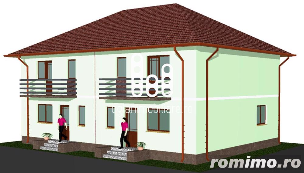 Duplex modern cu compartimentare practica Calea Cisnadiei