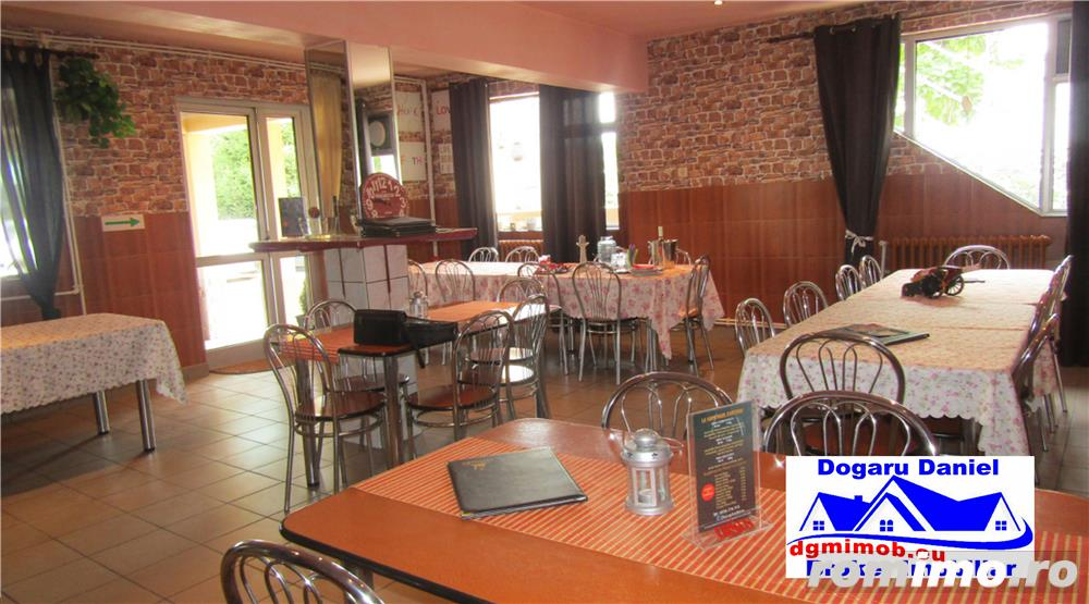 Spatiu restaurant, mobilat si utilat de inchiriat