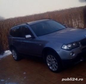 BMW X3 Schimb Cu Autoutilitatra Frigorifica