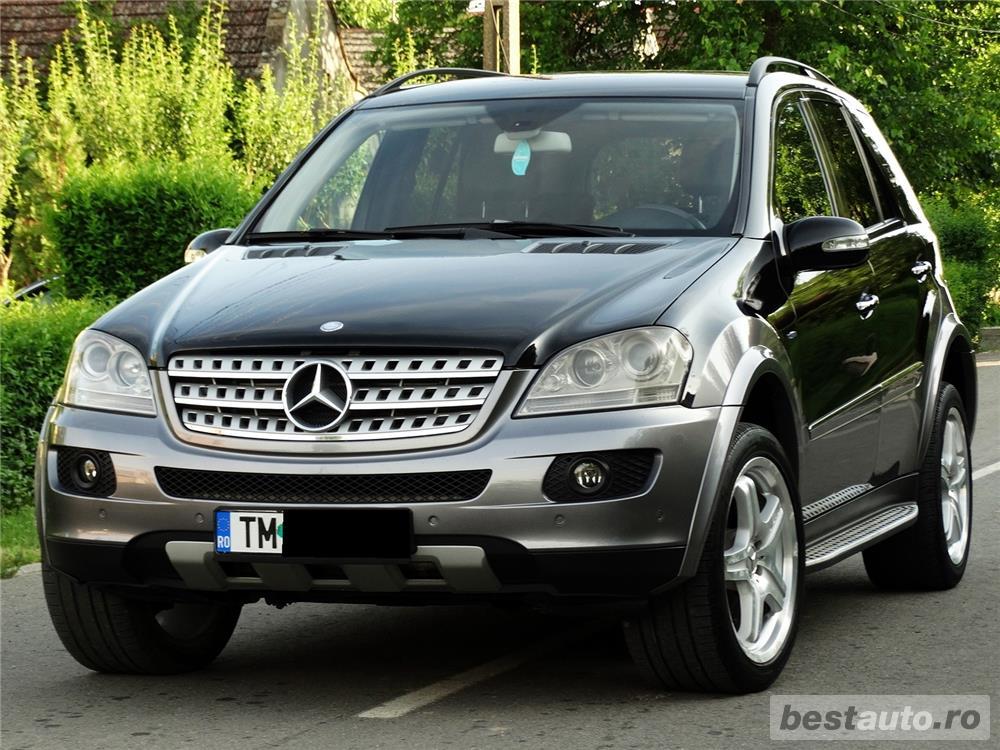 Mercedes-benz Clasa ML ml 320