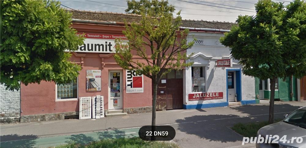 Vand teren pe strada Iuliu Maniu nr 22a Timisoara 680 mp