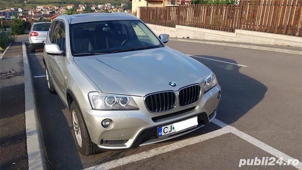 BMW X3 xDrive20d 184CP F25 2011