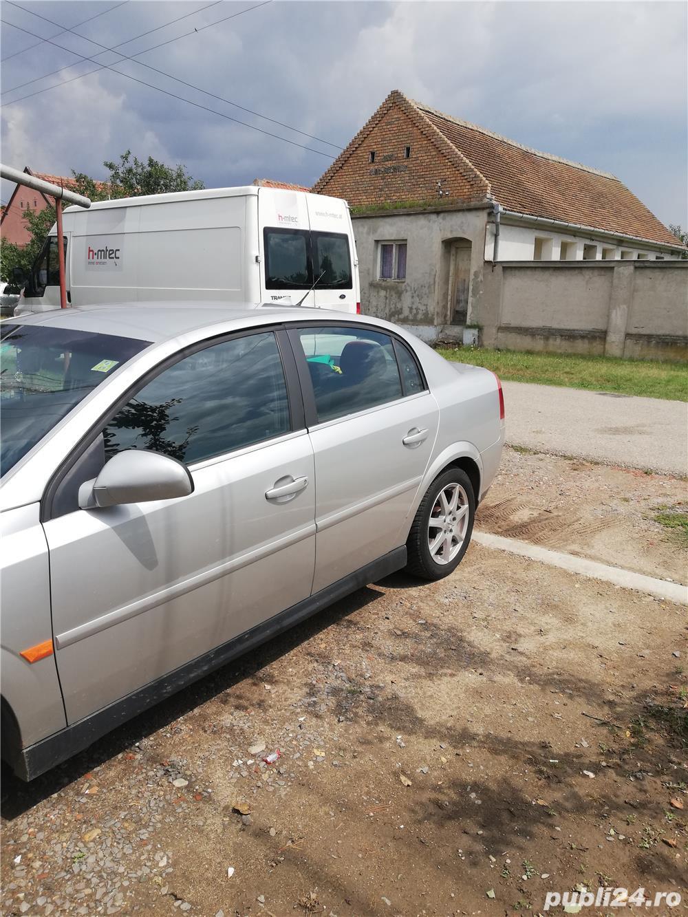 Vând sau schimb cu auto înmatriculat Opel Vectra