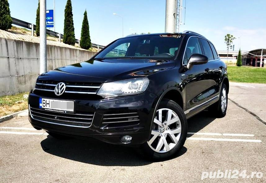 Volkswagen Touareg X Edition 2014 Full Options (TVA deductibil)