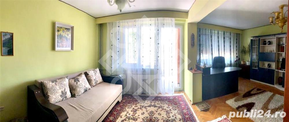Apartament trei camere de inchiriat, Parcul Traian, Oradea AI019R