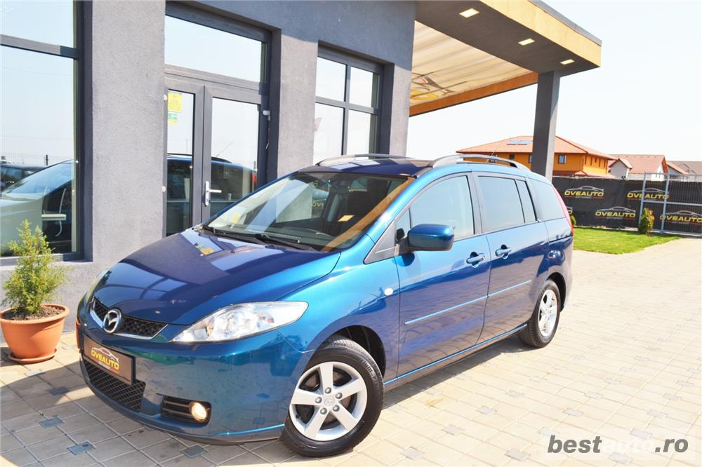 Mazda 5 an:2006=avans 0 % rate fixe aprobarea creditului in 2 ore=autohaus vindem si in rate