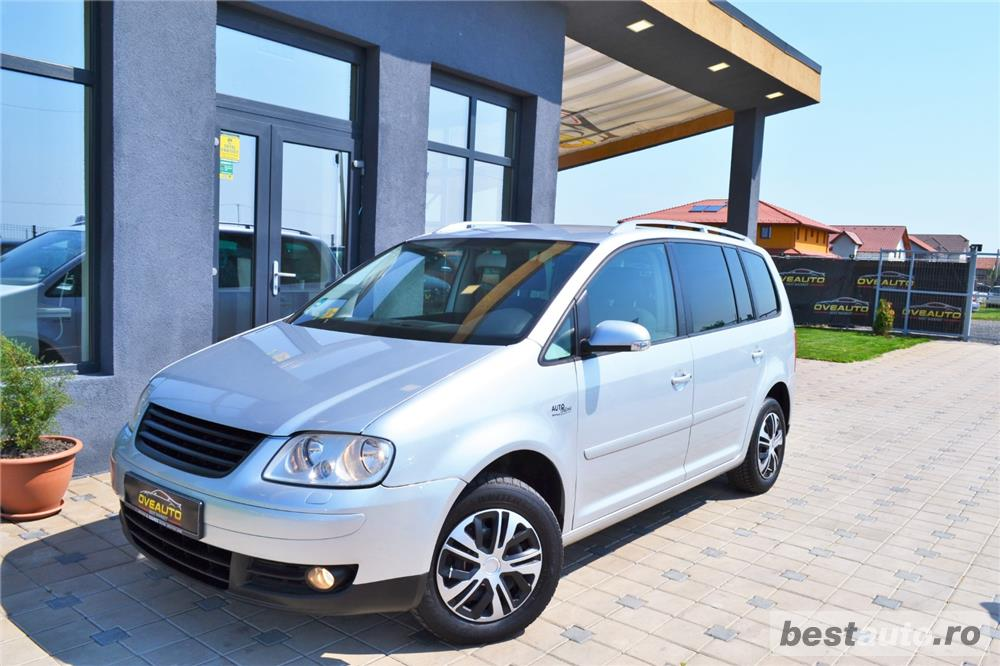 Vw Touran an;2004=avans 0 % rate fixe aprobarea creditului in 2 ore=autohaus vindem si in rate