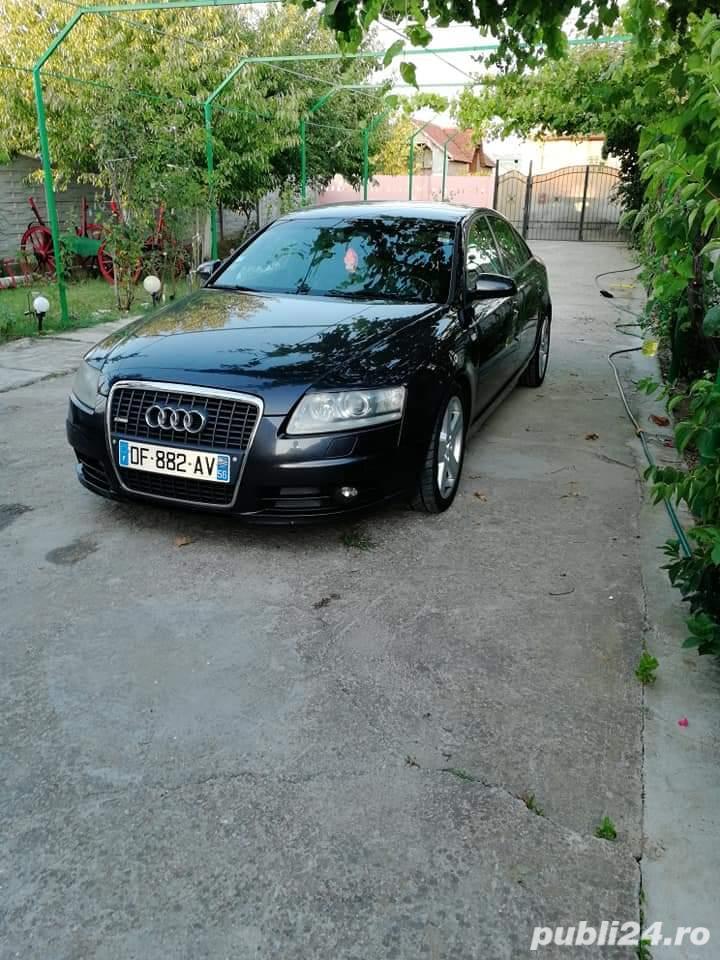Audi A6 S-line 2,7 manual