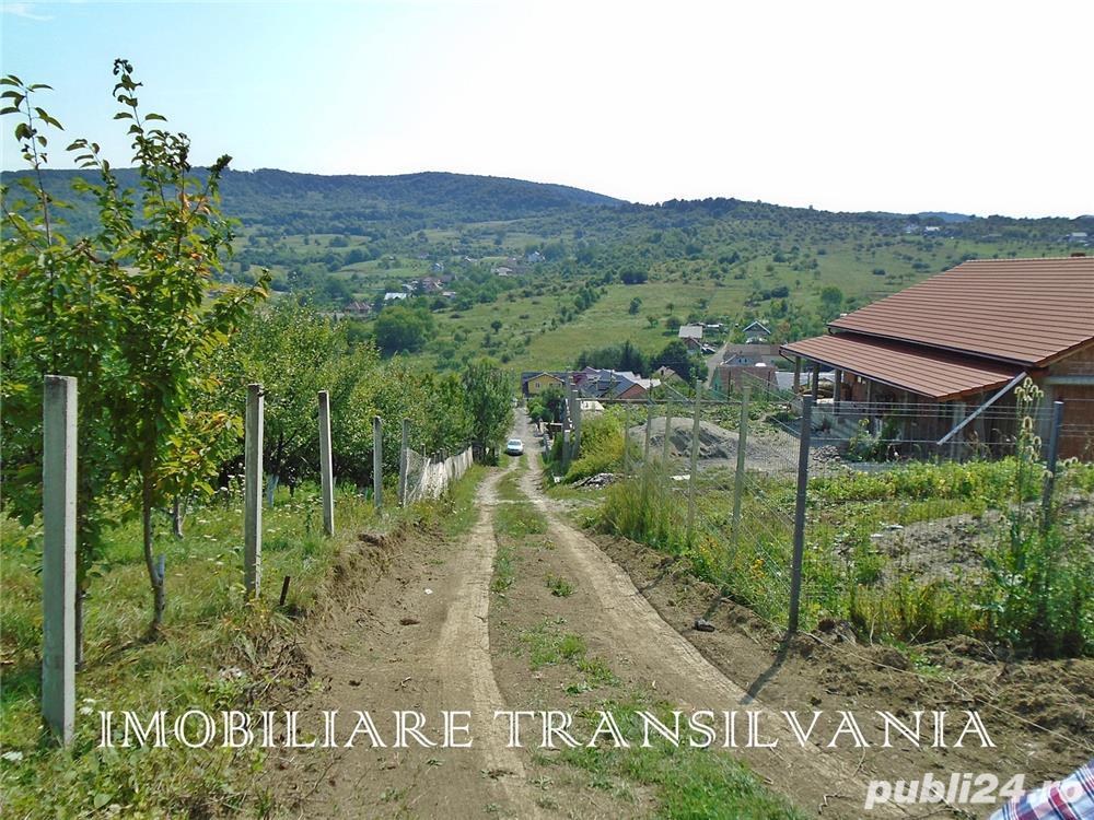 Parcele teren intravilan, Valea Budacului