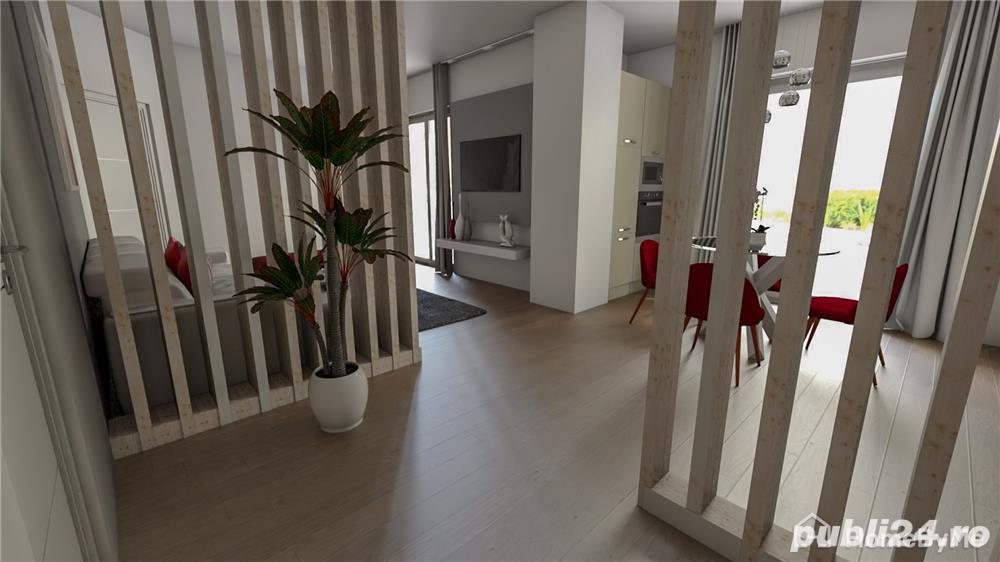 Apartament 3 camere-model 1A1, ansamblu rezidential City Center Resita