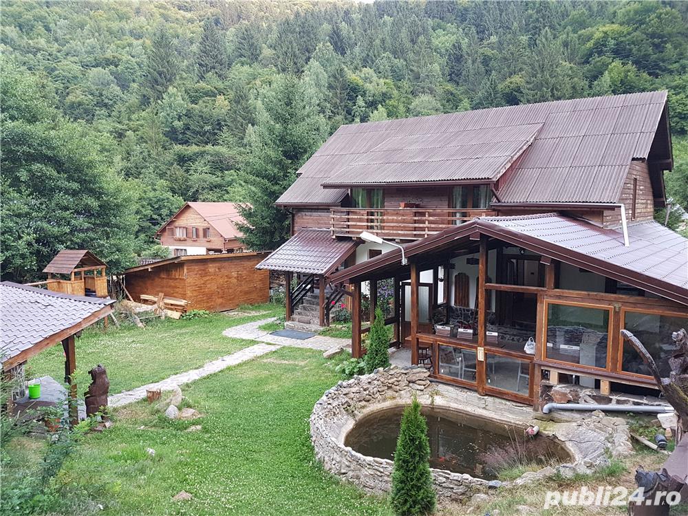Închiriez cabana in Tilișca, Marginimea Sibiului