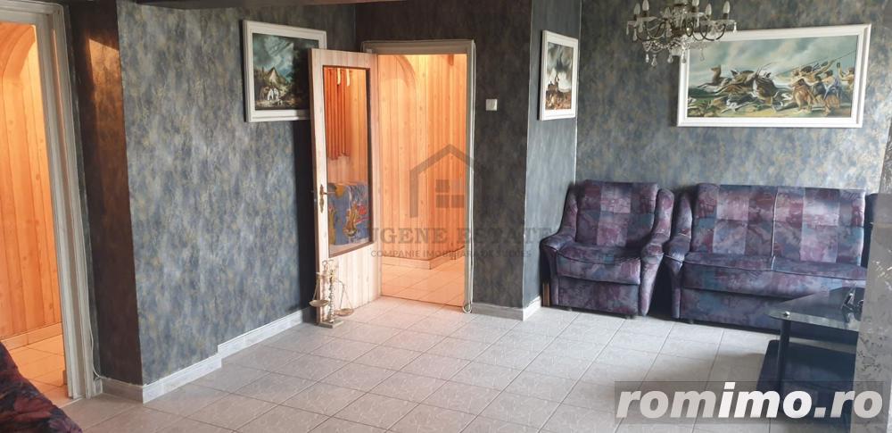 Apartament Berceni mobilat complet Lemn Masiv