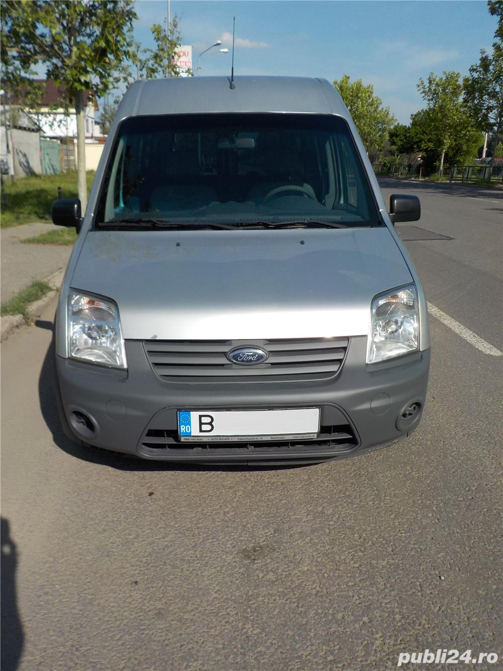 Ford Tourneo Connect 2012, inalta,