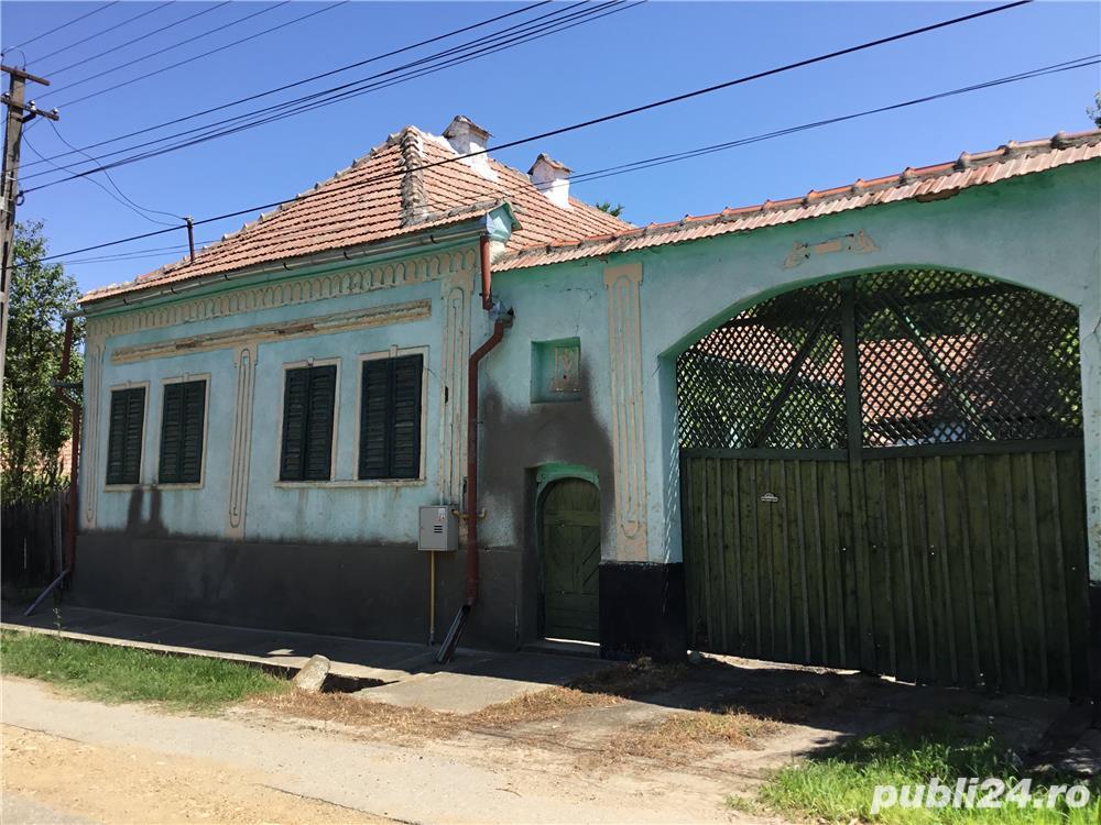 Vând casă cu grădină în Șoroștin