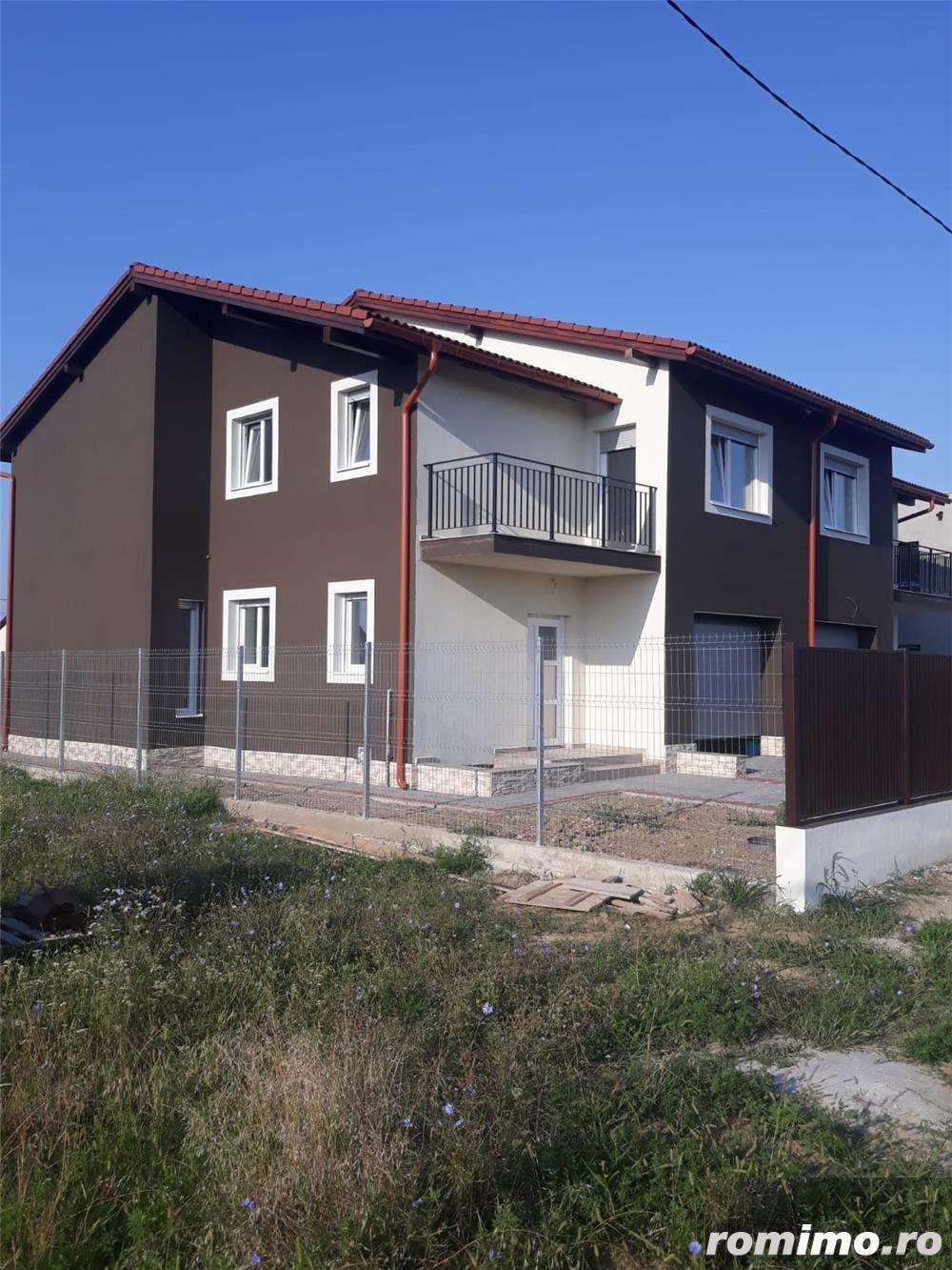 CD608 1/2 duplex cu garaj in Chisoda - zona foarte buna !