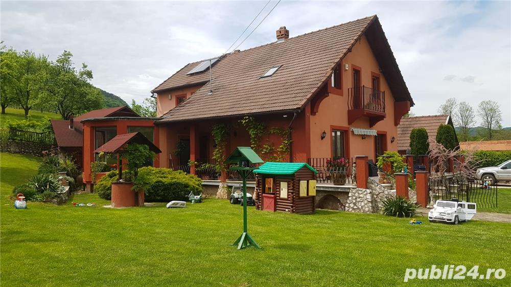 Casa superba in Trestia HD