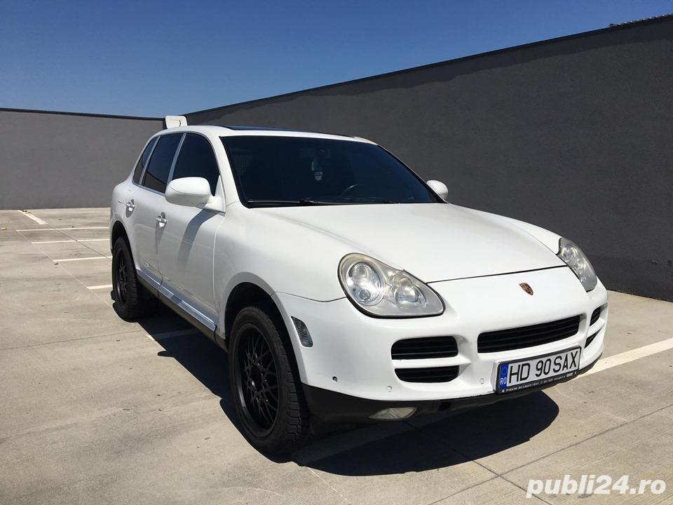 Porsche Cayenne S 3.2 Benzina Full Panoramic Navi Înmatriculat