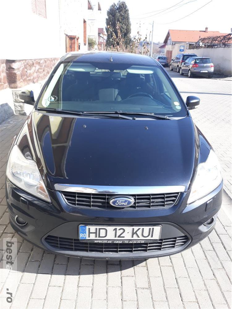Ford Focus 1.6 tdci fabric.2009 unic proprietar