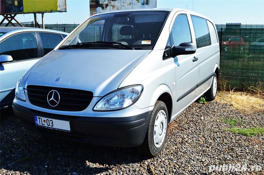 Autoutilitară Mercedes-Benz 639/4/vito/111cdi, an fabricatie 2006