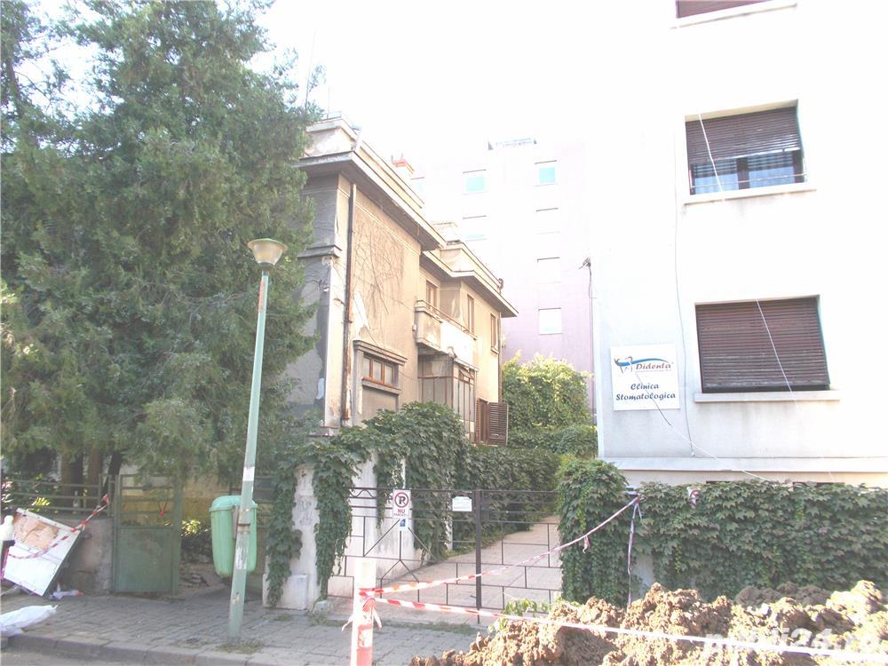 Vanzare casa pozitie deosebita Piata Dorobanti, S+P+et, teren 352 mp -PROPRIETAR
