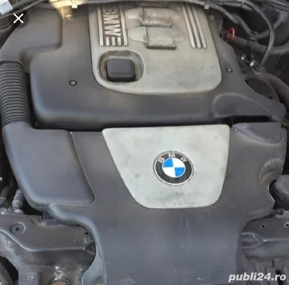 Vand diverse piese motor BMW E46 2.0 diesel modelul de 150cai!