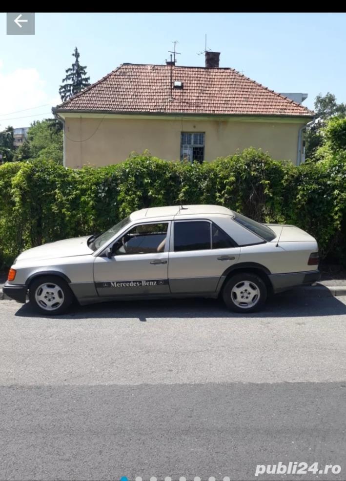 Mercedes-benz Clasa E 200D