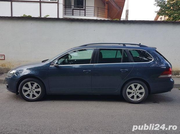 Vw Golf 6 VI 1.6 diesel comfortline euro 5 bluemotion volkswagen inmatriculata