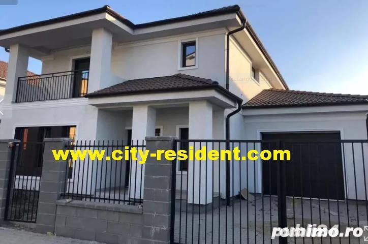 Vand/ de vanzare casa vila superba, mare, fara comision in Timisoara/ Giroc, pret proprietar direct