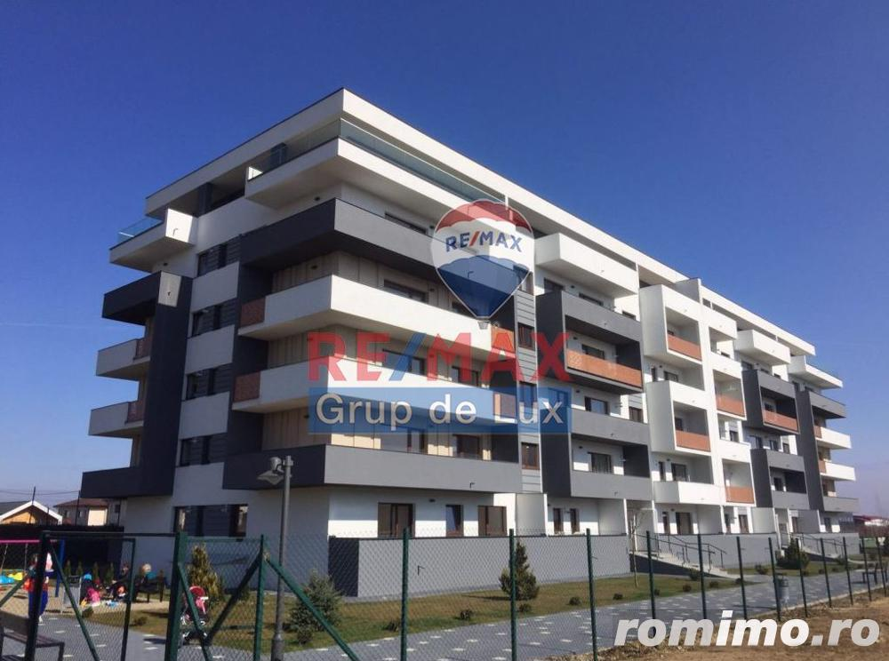 Apartament modern cu 2 camere | Terasă 12 mp