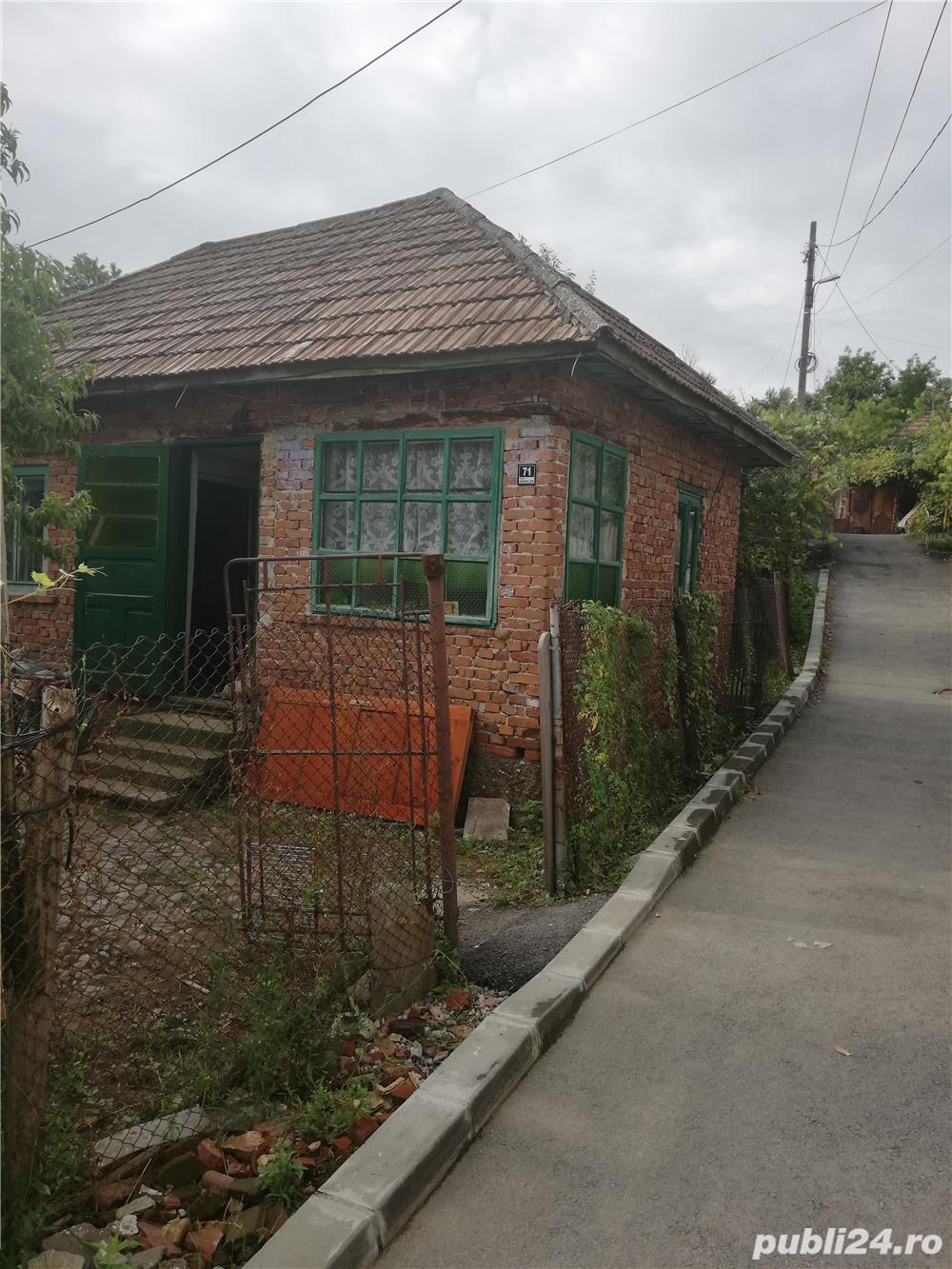 Casa + 328 mp teren, în Rm. Vâlcea, Morilor