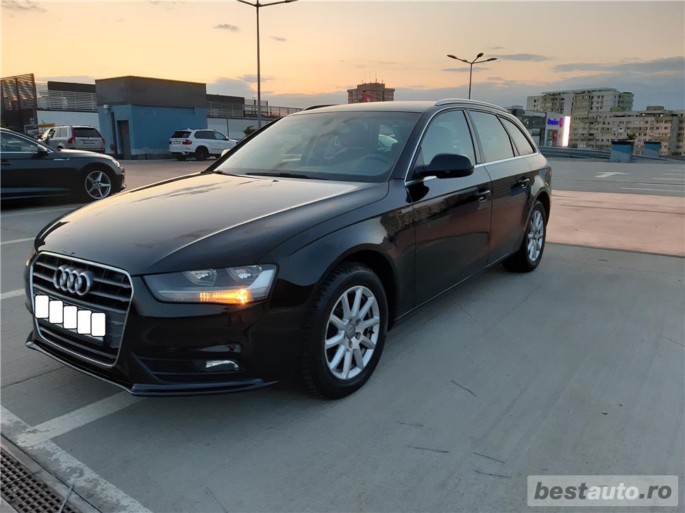 Audi A4 Avant 2.0 tdi, Business 140 Cp, EU5 - 124 g/km   , Motorizare noua Common Raeil