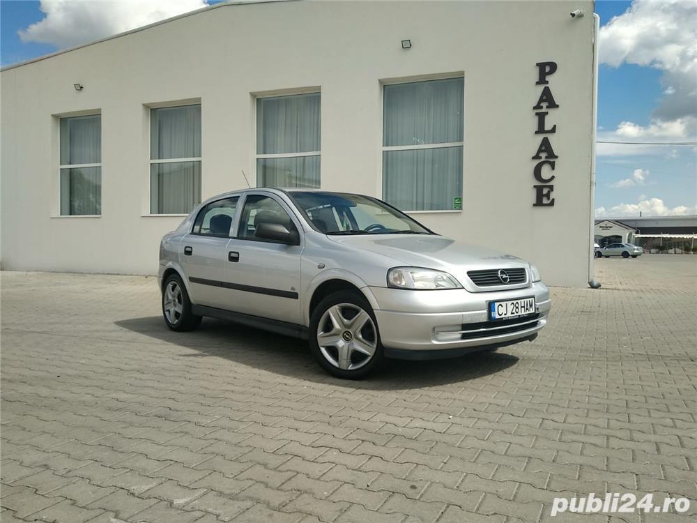 Opel Astra 1.6 benzina+ GPL 103 CP