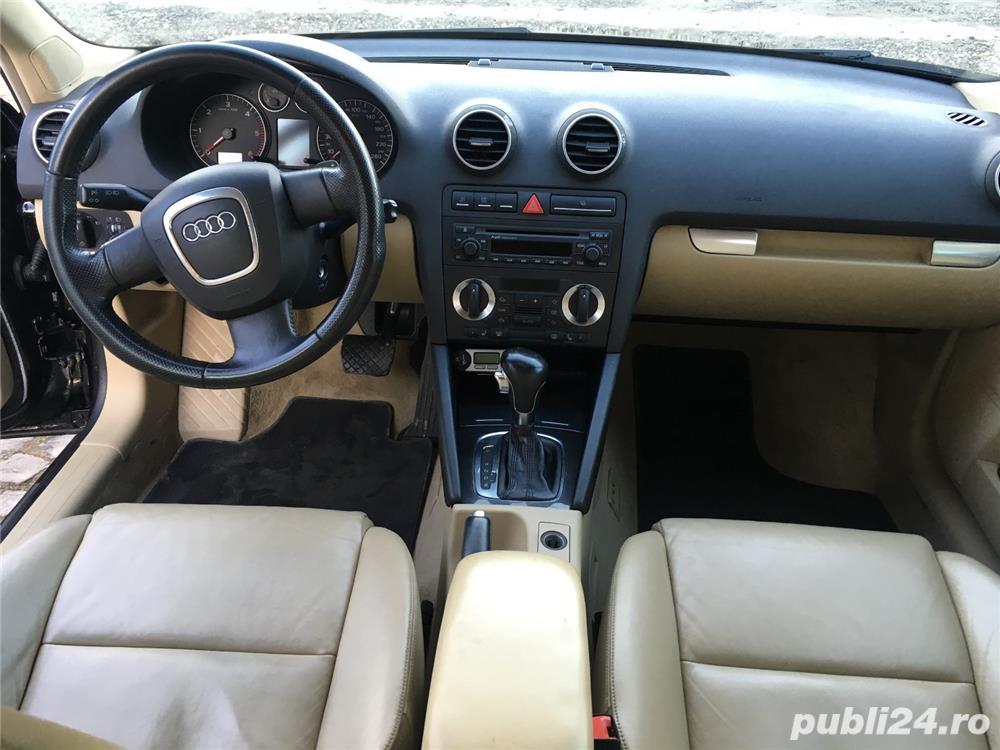 Audi A3 înmatriculata
