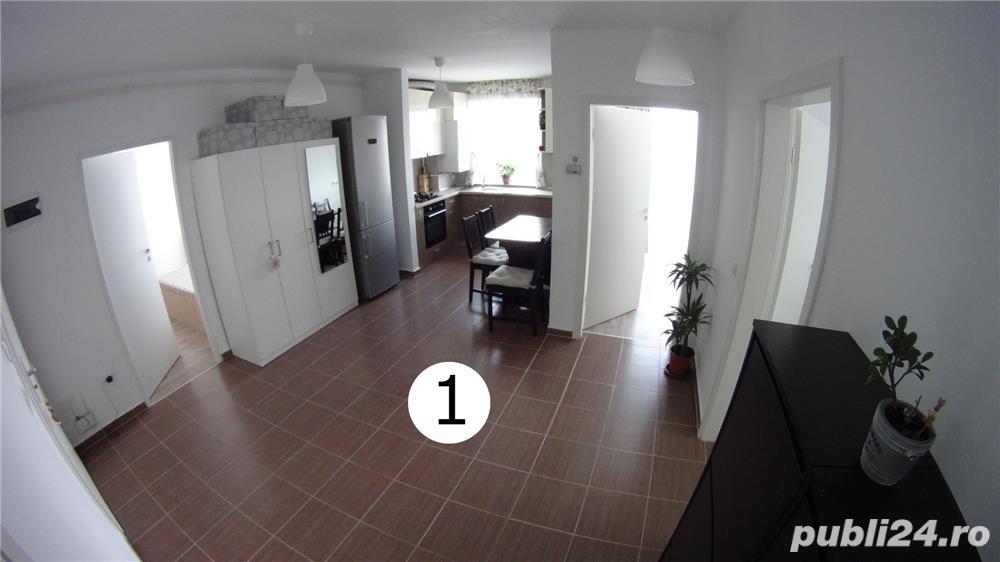Proprietar, inchiriez apartament 3 camere, Avantgarden 3