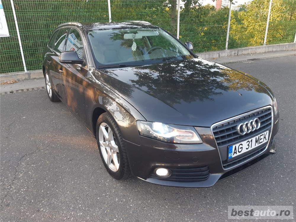 Audi A4/an 2009/xenon/navigatie/proprietar