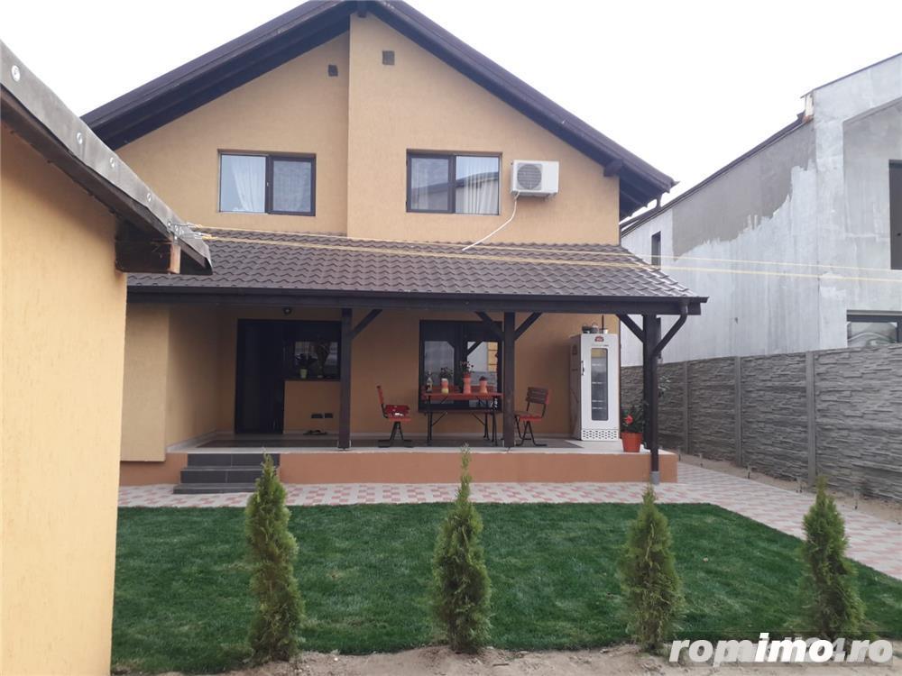 Casa individuala  - intre Timisoara si Giroc  (langa Eso) - 195.000 Euro