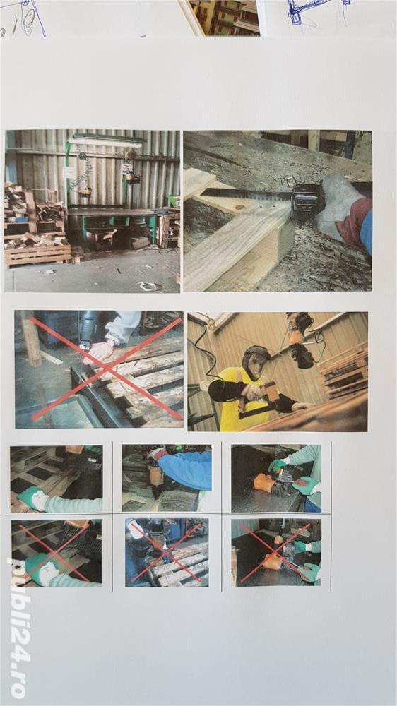 Angajam muncitor necalificat pentru reparat paleti in Franta contract francez