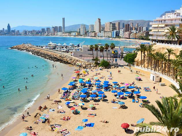 Training - Internship Spania
