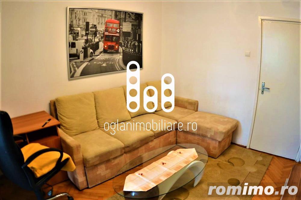 Apartament 2 camere, decomandat, mobilat utilat