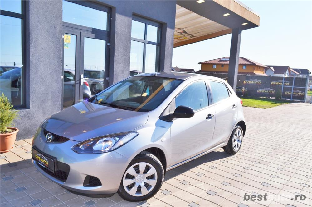 Mazda 2 AN:2009=avans 0 % rate fixe aprobarea creditului in 2 ore=autohaus vindem si in rate
