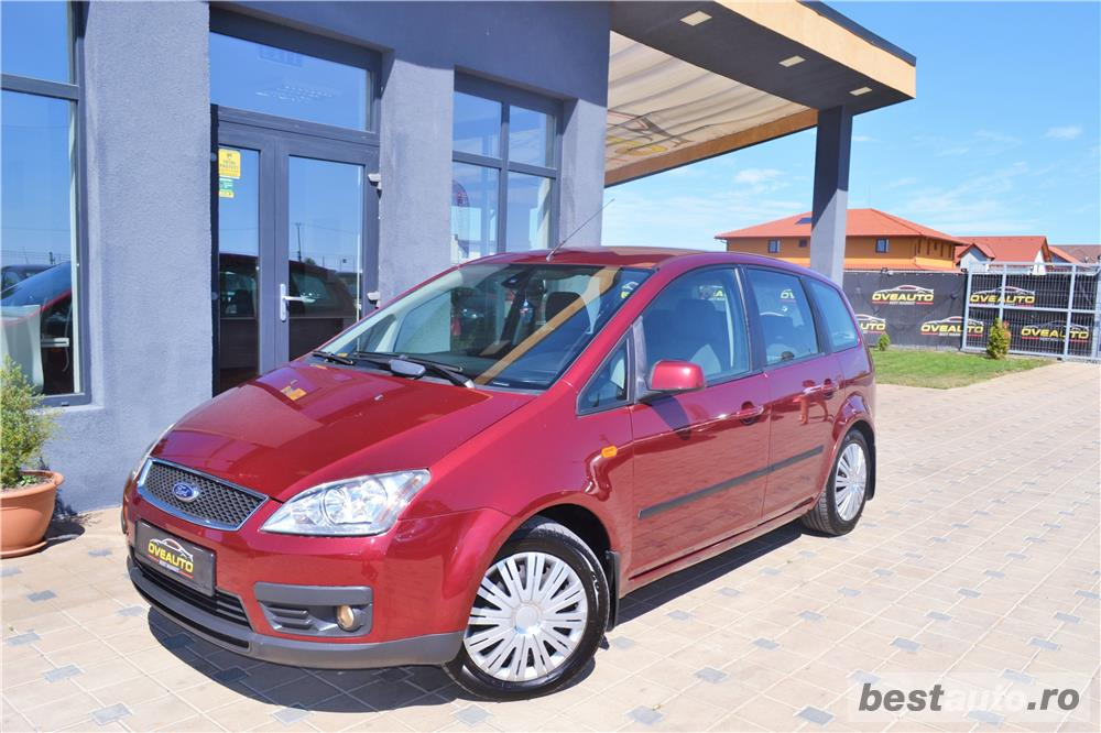 Ford C-Max an:2004=avans 0 % rate fixe aprobarea creditului in 2 ore=autohaus vindem si in rate