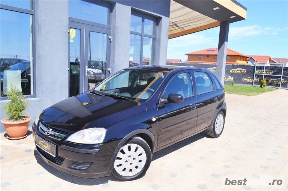 Opel Corsa an:2005=avans 0 % rate fixe aprobarea creditului in 2 ore=autohaus vindem si in rate