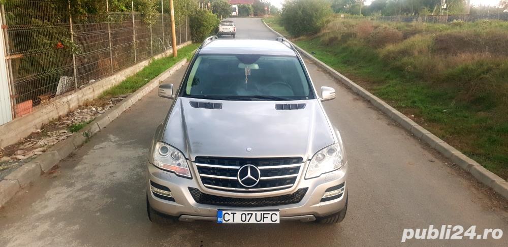 Mercedes-benz Clasa ML ml 420