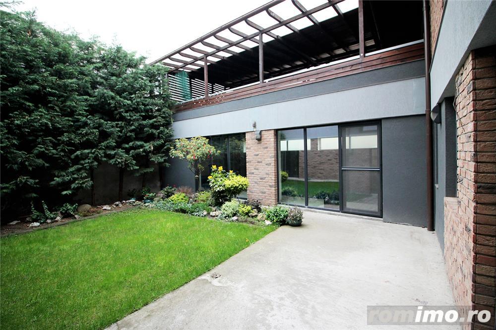 Casa singur in curte - Arhitectura minimalista - C.Energetica A