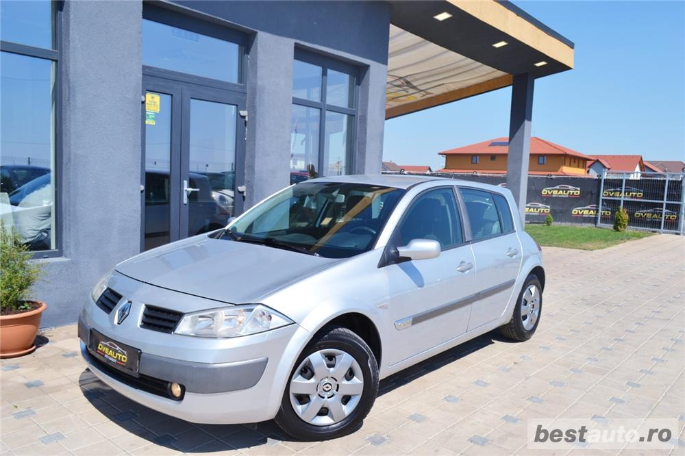 Renault Megane AN:2006=avans 0 % rate fixe aprobarea creditului in 2 ore=autohaus vindem si in rate